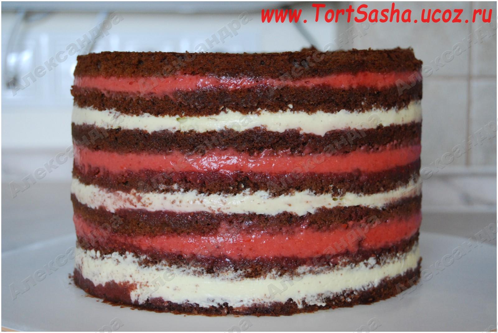 Рецепты начинки для тортов в домашних условиях с фото 586